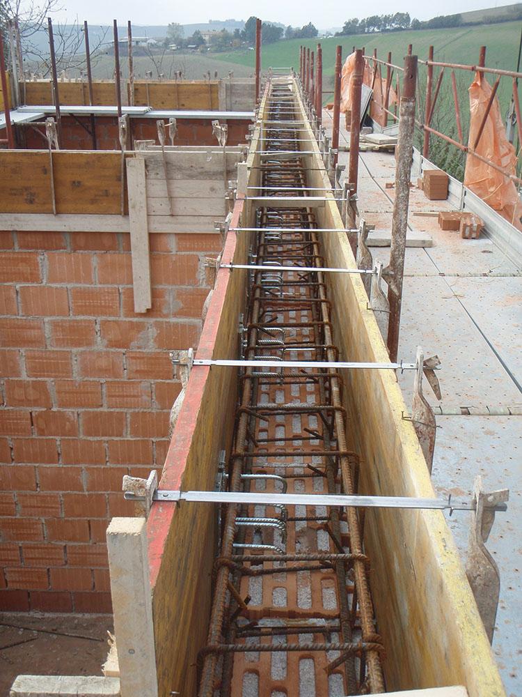 Edificio muratura 02 for Piccola casa costruita su fondamenta