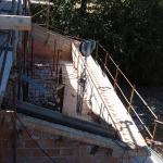 Realizzazione di balcone al piano primo