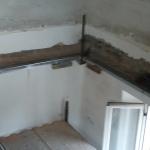 Cerchiatura muratura a livello del solaio piano primo