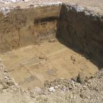 Realizzazione scavi di sbancamento per plinti