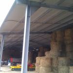 Vista colonne perimetrali