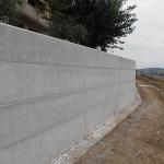 Prospetto muro